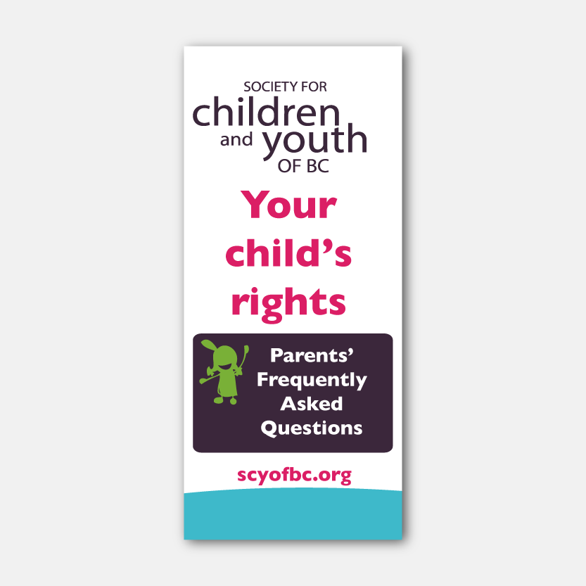 Your Childs Rights Response To >> Resources The Society For Children And Youth Of Bc